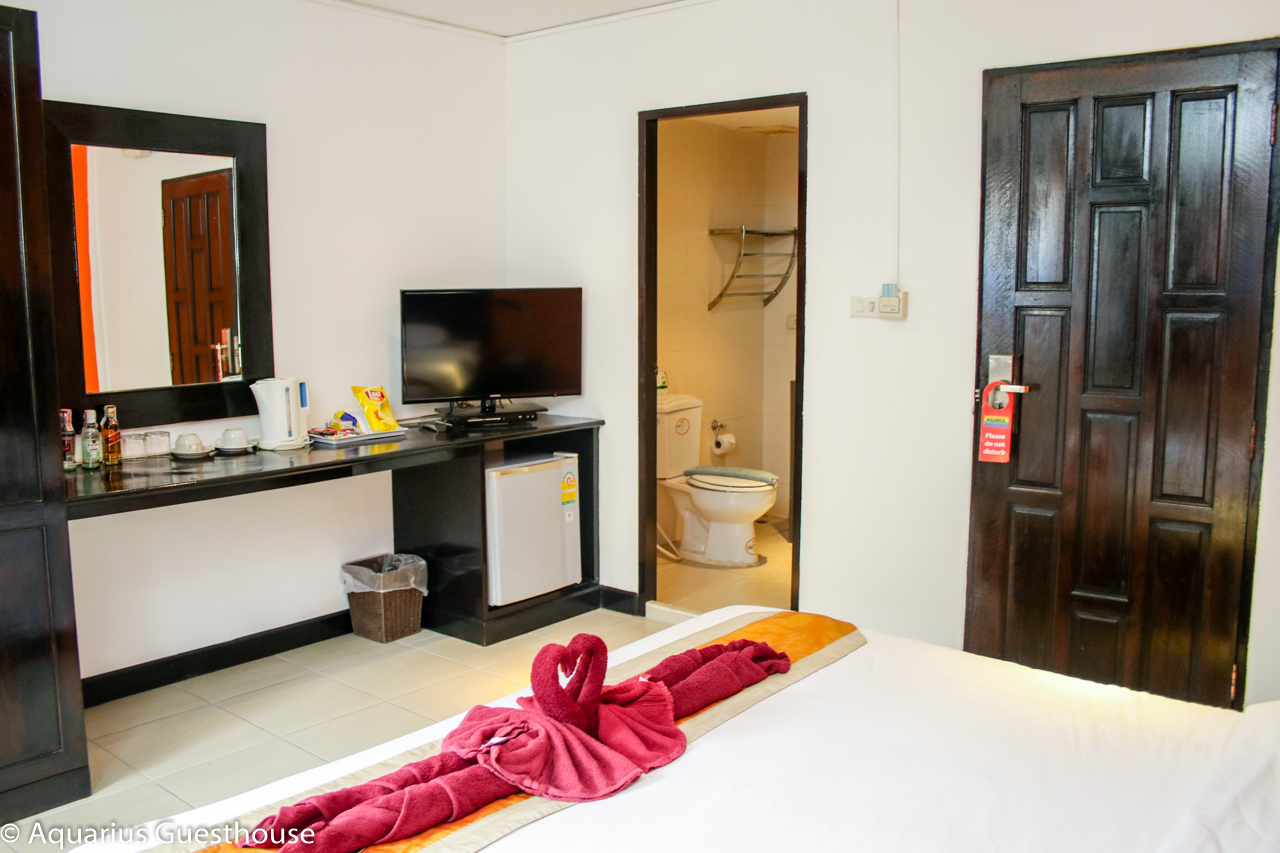 Aquarius Guesthouse - Superior Room