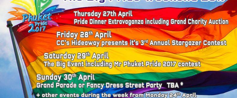 Phuket Pride 2017